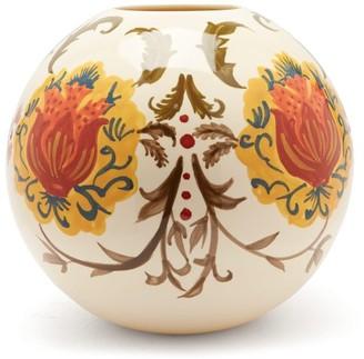 Cabana Magazine - Rinascimento Large Floral Vase - Multi