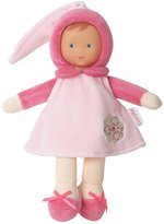 Corolle BabiMiss Pink Cotton Flower Doll