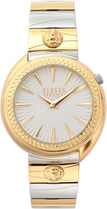 Versace Tortona Bracelet Watch, 38mm