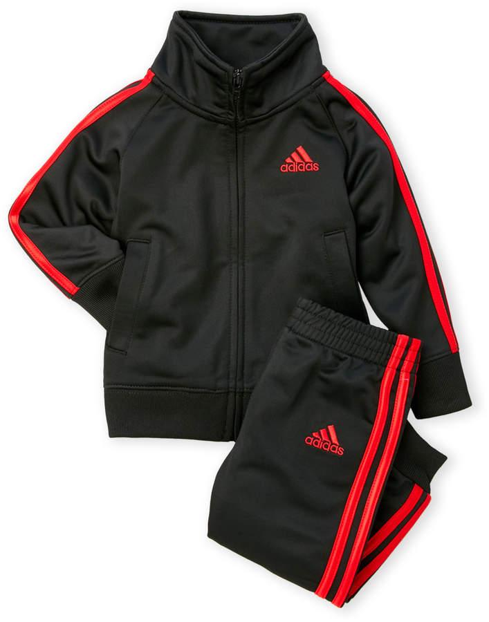 6467ac828 adidas Black Boys' Outerwear - ShopStyle
