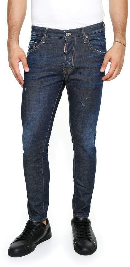 DSQUARED2 Jeans With Five Pockets