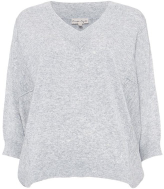Phase Eight Cezanne Cut About V Neck Knit