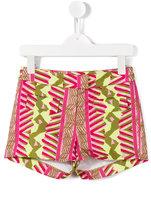Dondup Kids - printed casual shorts - kids - Cotton/Spandex/Elastane - 4 yrs