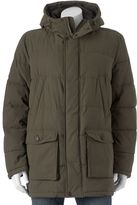 Dockers Men's Hooded Parka