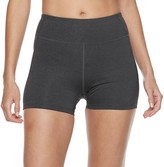 "Fila Sport Women's SPORT Activate 3"" High-Wasited Bike Shorts"