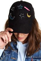 Natasha Accessories Starry Night Baseball Cap