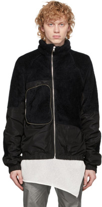Arnar Már Jónsson Black Fleece Track Jacket