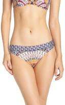 Nanette Lepore Women's Super Fly Charmer Bikini Bottoms