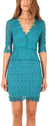 Nightcap Clothing Florence Lace Dress