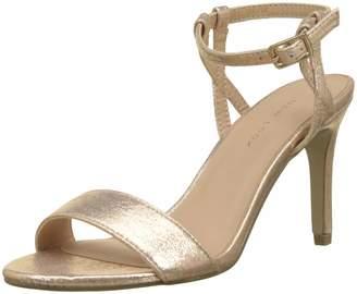 New Look Women's Simble Ankle Strap Heels (Rose Gold 94) 3 UK (36 EU)