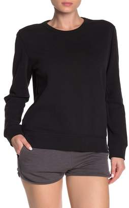 Jason Scott Ally Crew Pullover Sweatshirt