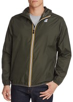 K-Way Zip Windbreaker Jacket