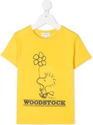 Little Marc Jacobs graphic slogan print T-shirt