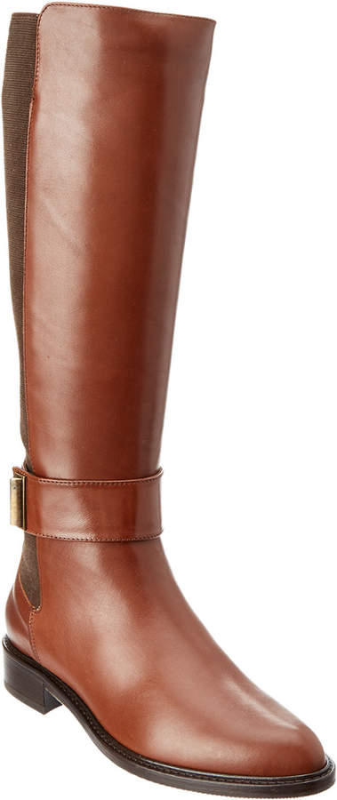 Aquatalia Giada Waterproof Leather Riding Boot
