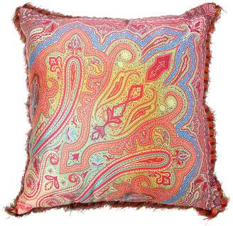 Etro PUJERRA COTTON PILLOW
