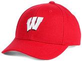 Top of the World Kids' Wisconsin Badgers Ringer Cap