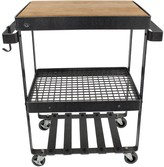 Enclume Grill Cart with Board