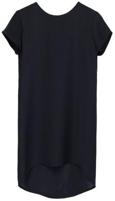 Cuyana Silk Tee Dress