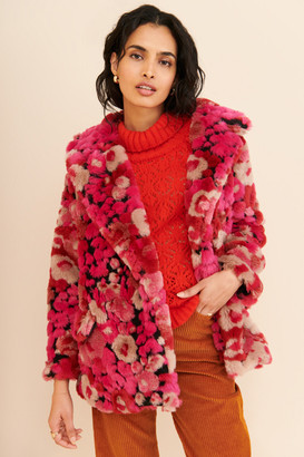 Anna Sui Bed Of Roses Jacket
