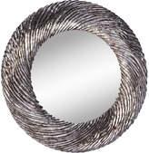 Houseology Deknudt Silver Flow Mirror