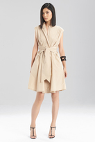 Josie Natori Taffeta Dress