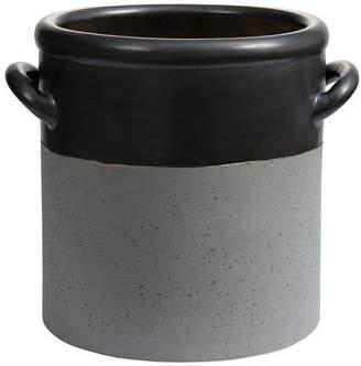Elk Group International Blackstrap Earthenware Pot