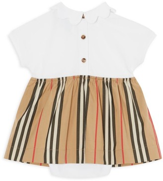 Burberry Baby Girl's Janine Collared Dress