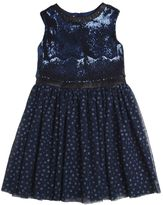Diesel Sequins & Tulle Party Dress