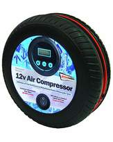 Streetwize Tyre Digital Air Compressor