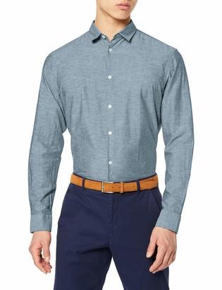 Selected Men's SLHSLIMLINEN Shirt LS B NOOS Business
