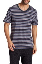 Tommy Bahama Heather Striped Jersey Tee