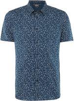 Linea Lowe Squiggle Print Shirt
