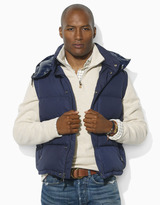 Polo Ralph Lauren Apres Hooded Packable Puffer Vest