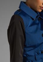 Soia & Kyo Adelle Trench Jacket