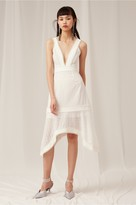 Keepsake ARDOUR MIDI DRESS porcelain