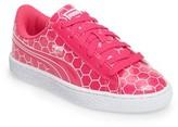 Puma Girl's Basket Classic Ano Sneaker