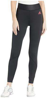 adidas UPF Leggings (Black) Women's Casual Pants