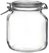 Bormioli Fido .75 Liter Canning Jar - Clear