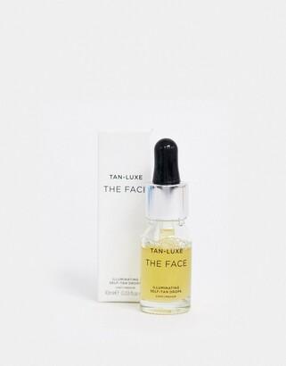 Tan-Luxe Tan Luxe The Face Illuminating Self-Tan Drops Light/Medium 10ml