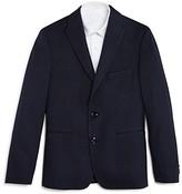 Michael Kors Boys' Houndstooth Check Wool Sport Coat - Big Kid
