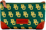 Dooney & Bourke NCAA Baylor Cosmetic Case