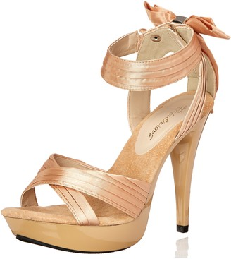 Fabulicious Women's Cocktail 568 Platform Sandal