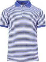 Ralph Lauren Slim Stretch Cotton Mesh Polo