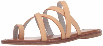 XOXO Women's Flat Sandal