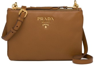 Prada pouch shoulder bag