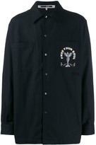 McQ Free Your Soul shirt