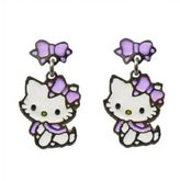 Hello Kitty Stainless Steel Earrings - Charmmy Kitty Collection