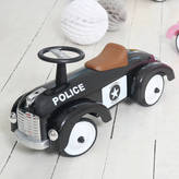 My 1st Years Ride On Police Car