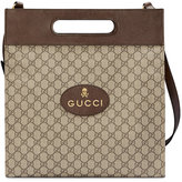 Gucci Soft GG Supreme tote - men - Cotton/Leather/Canvas - One Size