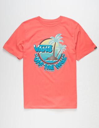 Vans Dual Palm Remix Boys T-Shirt